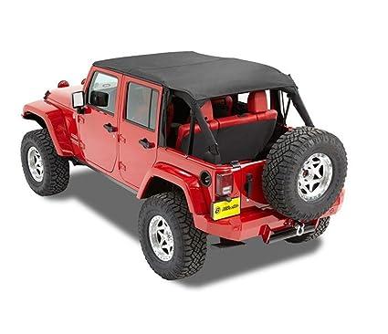 Bestop bikini header bar jeep wrangler