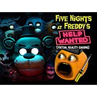 Clip: Five Nights at Freddy's: Help Wanted! (Virtual Reality Gaming)