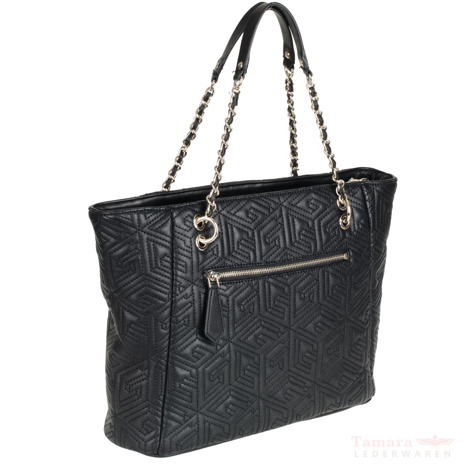 Mode Guess G cube Quilt Medium Satchel Sac à main vg621223