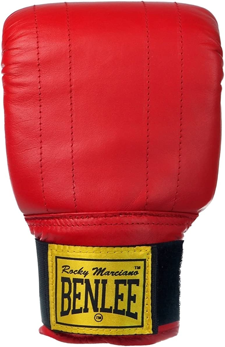 Guante de Saco de Boxeo Benlee Rocky Marciano Belmond Cuero