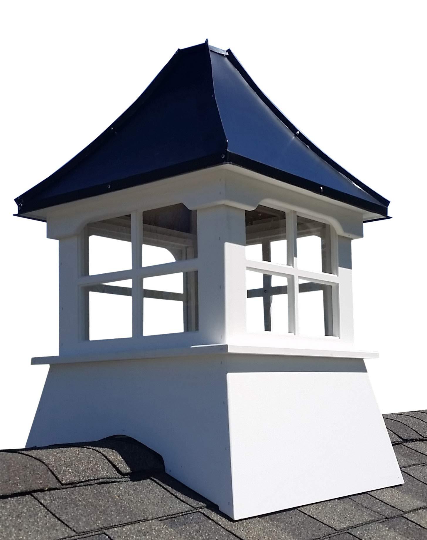 Accentua Monterey Cupola, 24 in. Square, 39 in. High