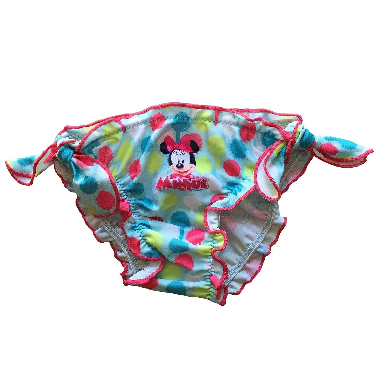 Minnie Costume Neonata 6 9 12 18 24 mesi con riccetti Varie Fantasie Estate 2018