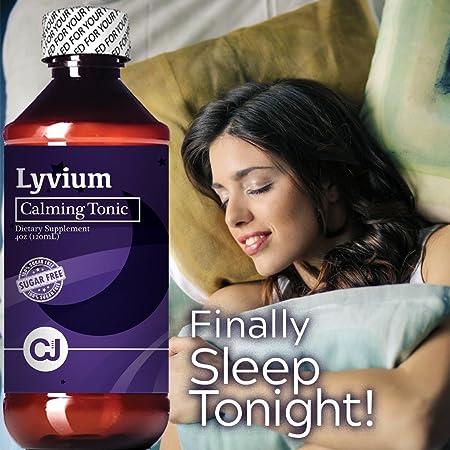 Amazon.com: lyvium Calming Tonic 4 oz fl – chamonile, Linden ...