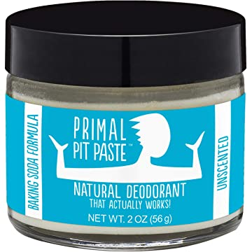 top selling PRIMAL PIT PASTE All Natural Deodorant