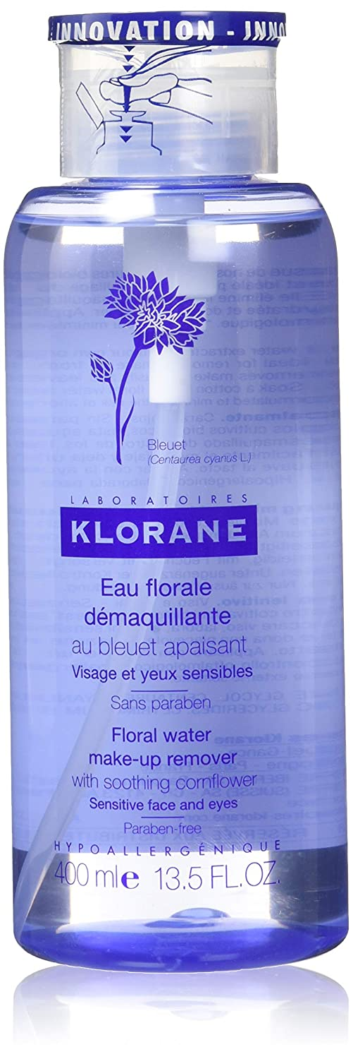 KLORANE Eye Make up Remover, 13.4-Ounce