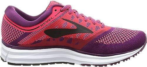 Brooks Revel, Zapatillas de Running para Mujer: Amazon.es: Zapatos ...