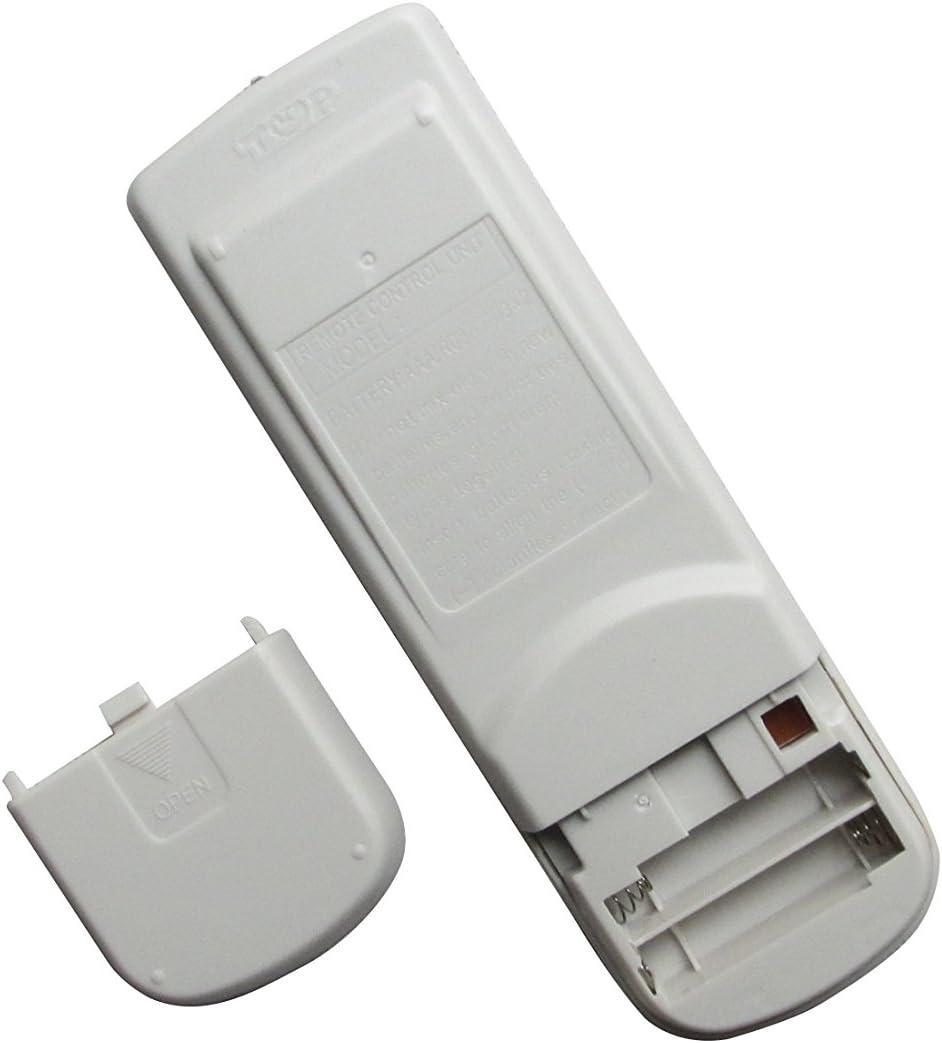 g/én/éral t/él/écommande de Remplacement pour Fujitsu Asu24rlxq Ar-rah2e Ar-rah1e Ar-raf1e Asyg09lmca Asyg09luca Asyg09lu Asyg09ltca Asyg09llca ASYG09LLC Asyg09leca Asyg09ltcb Air Conditioner