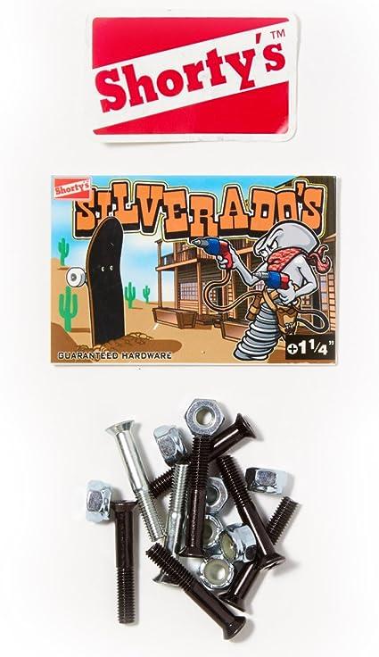 Shortys 1 1//4 Silverado Mounting Hardware