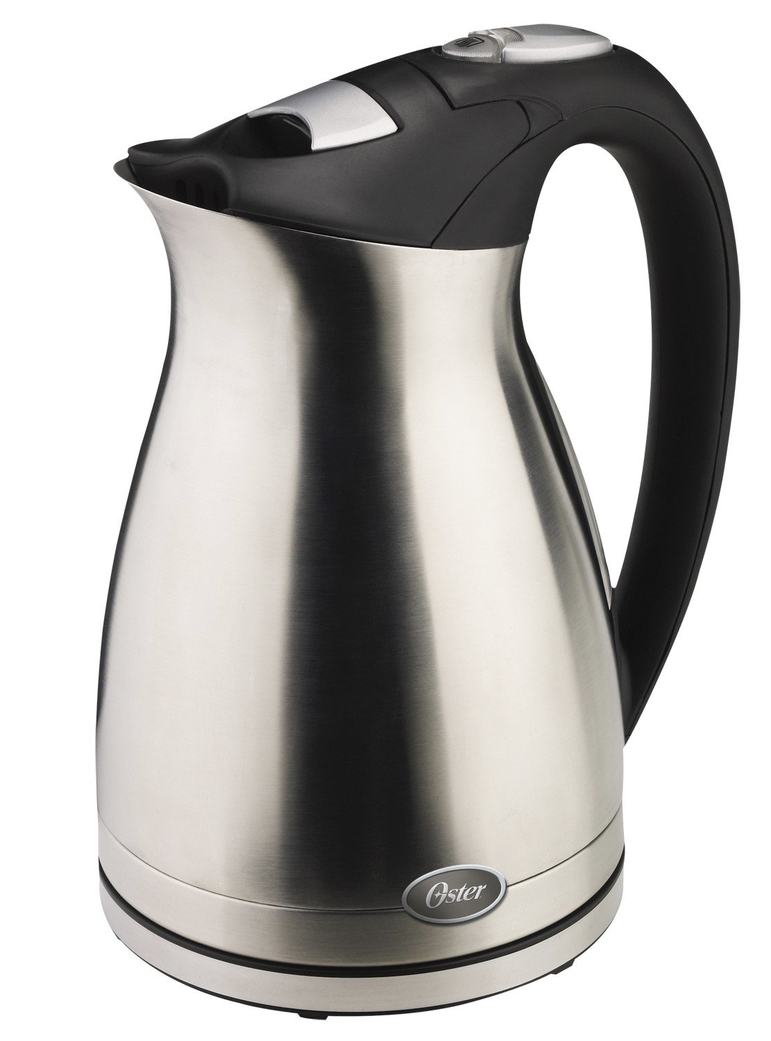 Oster 5965 1-1/2-Liter Electric Water Kettle, Stainless Steel