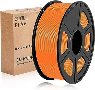 SUNLU filamento PLA de 1.75 mm, filamento de impresión 3D poco ...