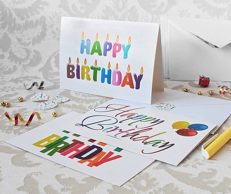 100 Greeting Cards Birthday Lucky 6640 Birthday Card Greeting Card