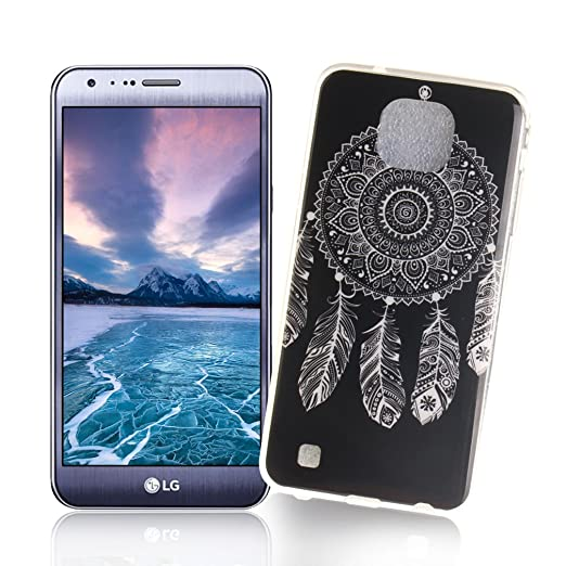 12 opinioni per XiaoXiMi Cover LG X Cam Custodia in Silicone Gomma Gel per LG X Cam Soft TPU