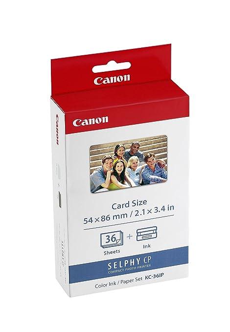 49 opinioni per Canon Kc-36Ip Kit Di Stampa Carta + Ink