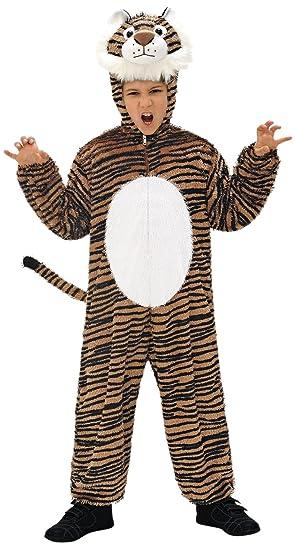 WIDMANN Widman - Disfraz de tigre infantil, talla 5-8 años (S ...