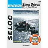 new SELOC SERVICE MANUAL Mercruiser Stern Drive 2001-08
