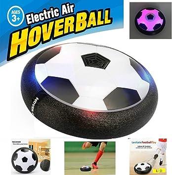 Air Hover Ball LED Pallone da Calcio Fluttuante per Bambini Regali Giocattolo