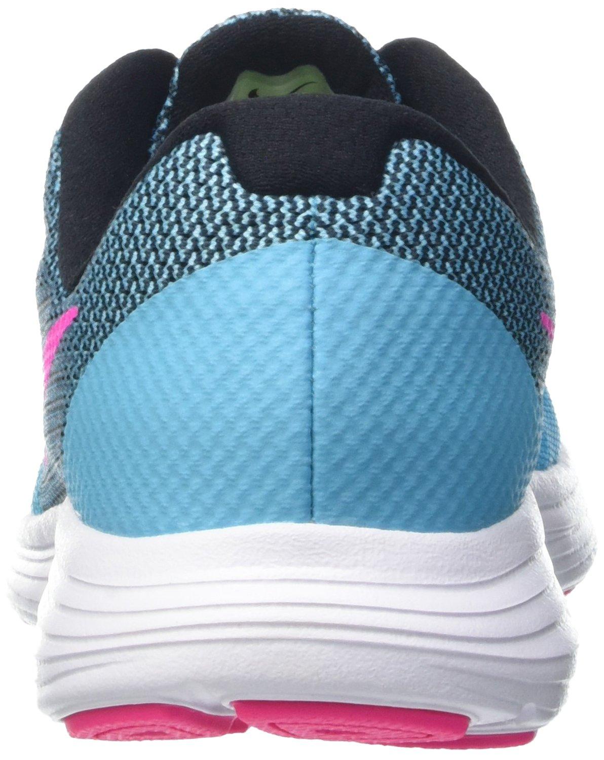 NIKE Running ' Revolution 3 (GS) Running NIKE Shoes B014TMQW7O 6 M US Big Kid|Gamma Blue/Pink Blast/Black/White 74a8c6