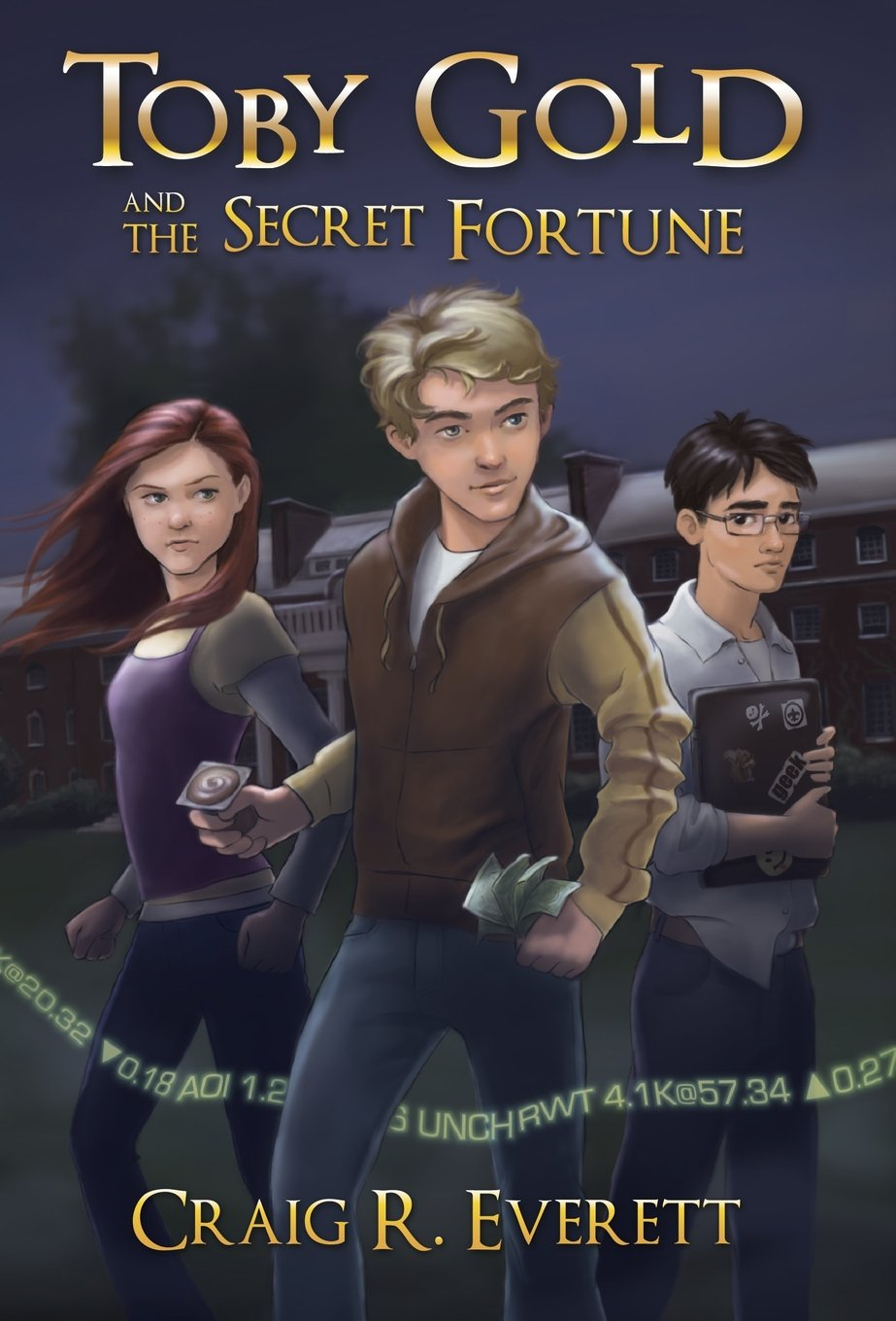 Toby Gold and the Secret Fortune