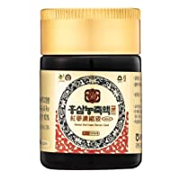 [Gangwoninsam] Korean Red Ginseng Extract Gold – Contain 100% 6 Year Korean Red...