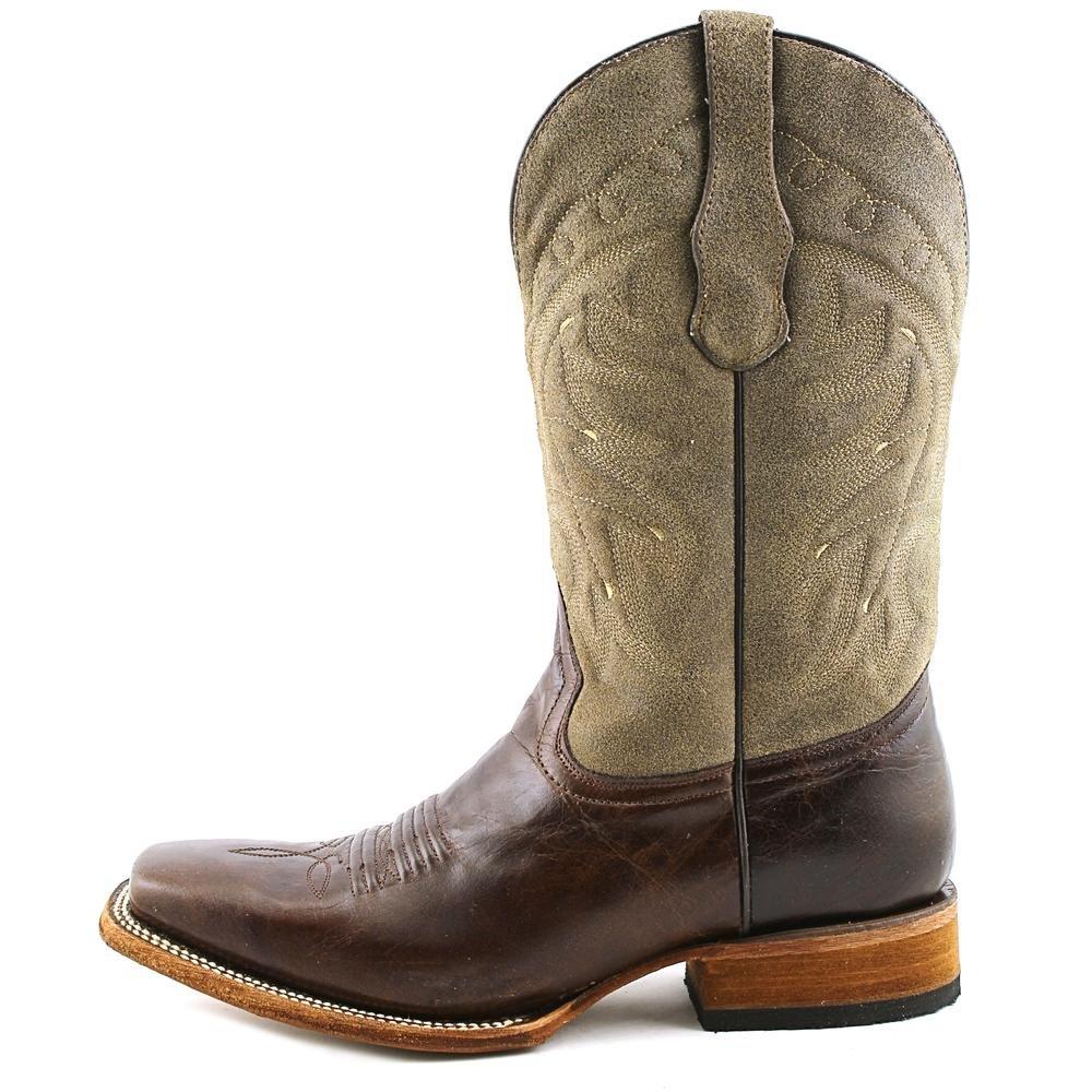 CORRAL Mens Basic Square Toe Cowboy Boots
