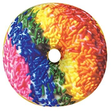 Amazon.com: iscream Scented Donut Shaped double-color 16
