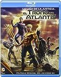 La Liga De La Justicia: El Trono De Atlantis [Blu-ray]