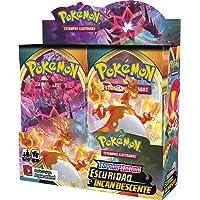 Booster Pokemon EE3 Escuridão Incandescente Box 36 Unidades