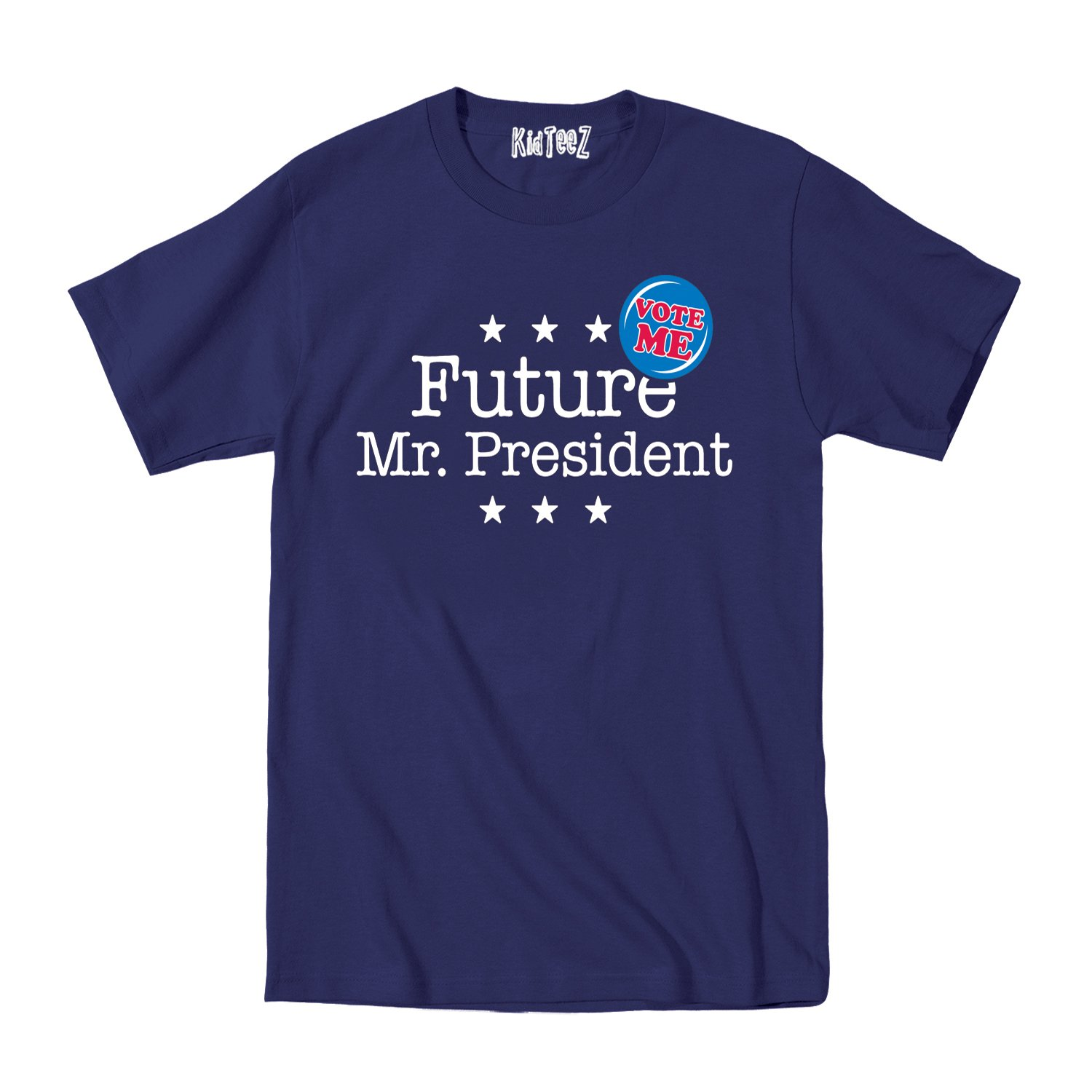 Future Mr President Vote Cute Funny-Toddler T-Shirt