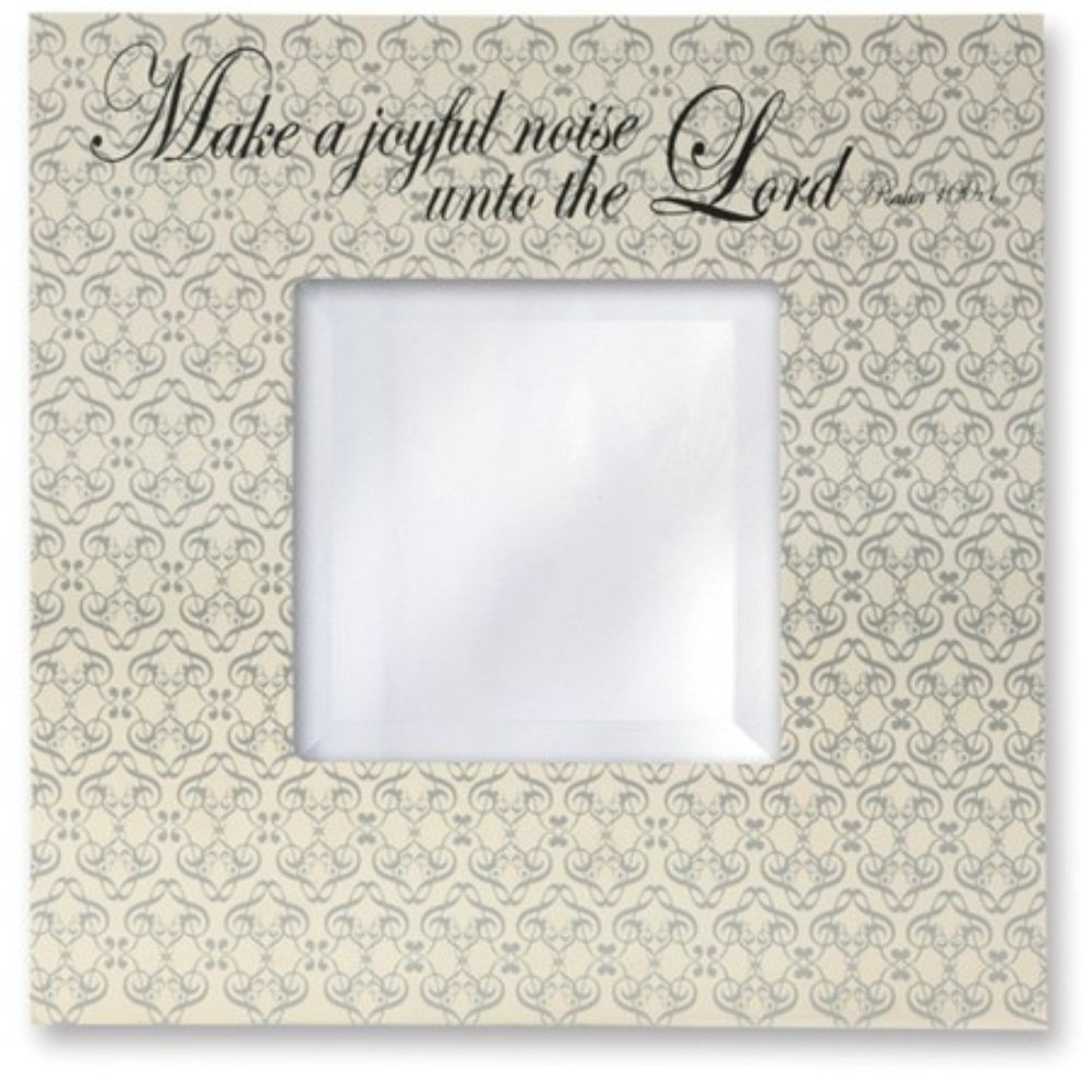 Make a Joyful Noise Wall Mirror by CBD