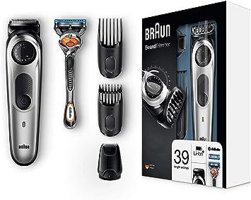 Braun Recortadora Barba BT5065 - Máquina Cortar Pelo, Recortadora ...