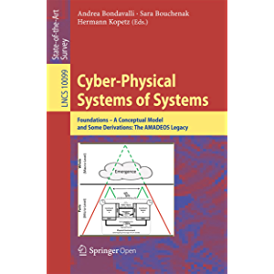Cyber-Physical Systems of Systems: Foundations – A Conceptual Model and Some Derivations: The AMADEOS Legacy (Lecture…