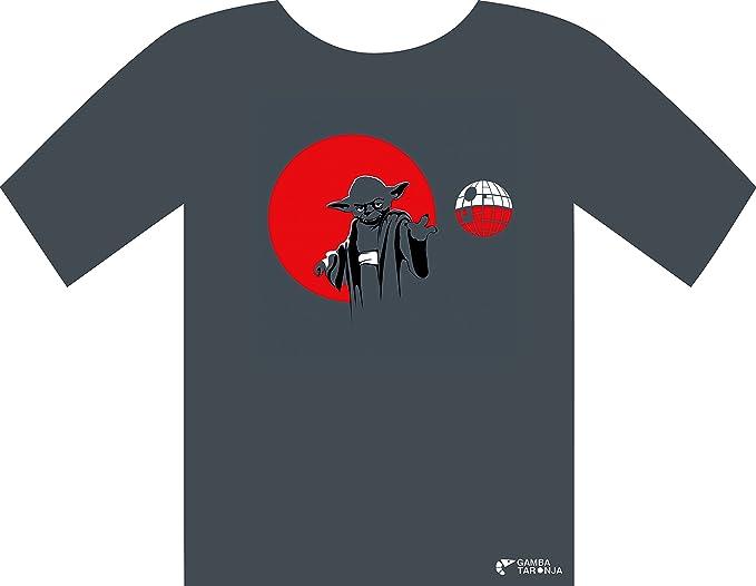 YODA - camiseta - INFANTIL - STAR WARS - estrella de la muerte - POKEMON -