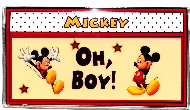 Amazon.com: 3 Year 2019 2020 2021 Oh Boy Mickey Mouse ...