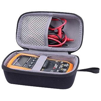 Crenova MS8233D Multim/ètre de Gamme Automatique D/étecteur de tension Portable Testeur avec R/étro/éclairage Multim/ètre Num/érique