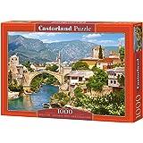 """Castorland """"Mostar, Bosnia & Herzegovina"""" Puzzle (1000 Piece)"""