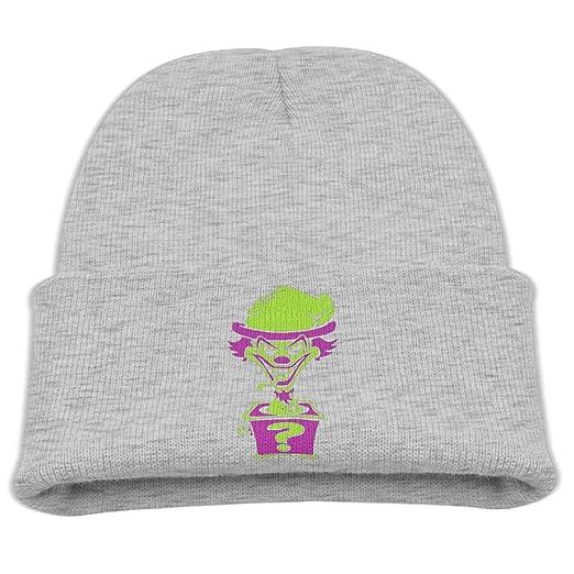 bb9bc0dcf9c Amazon.com  Child Insane Clown Posse Riddle Box Hipster Beanie Hat ...