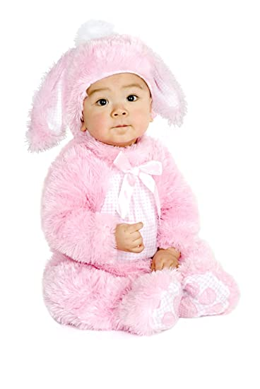 Amazoncom Little Pink Bunny Costume Clothing