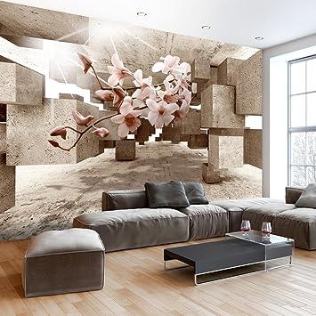 Fototapete 3 D murando fototapete 3d 400x280 cm vlies tapete moderne wanddeko