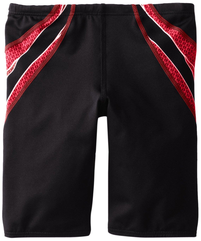 TYR SPORT Boy's Phoenix Splice Jammer Swimsuit SPX7Y-P