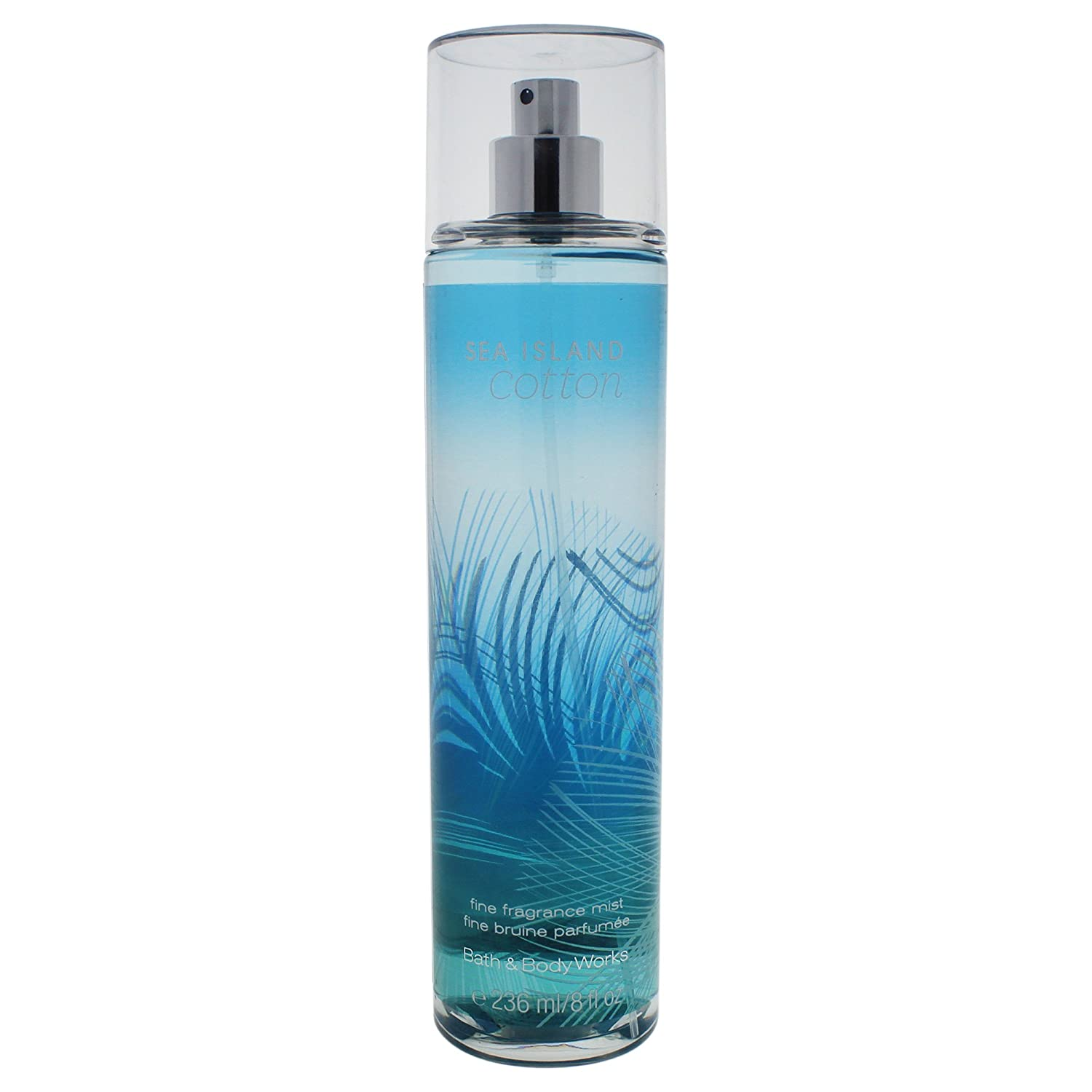 Bath & Body Works W-BB-3149 Sea island cotton Body Sprays, 8.0 Ounce