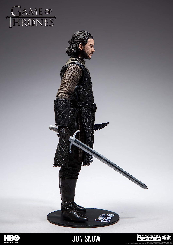 """Nouveau McFarlane Toys Game of Thrones 6/"""" Action Figure Jon Snow"""