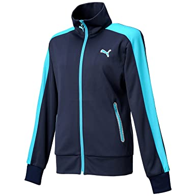 22aa289922af42 Amazon | (プーマ)PUMA トレーニングジャケット 920200 [レディース ...