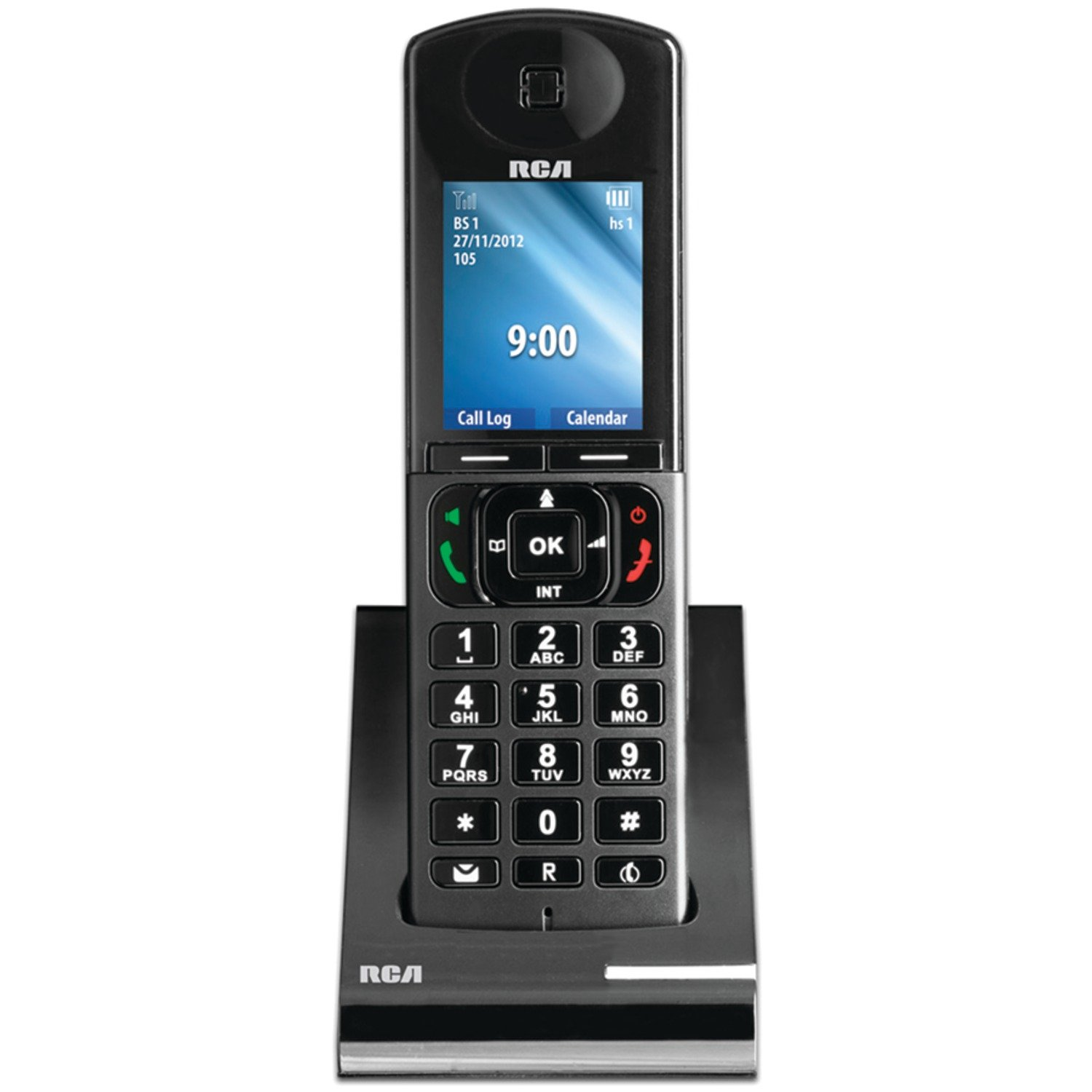 RCA IP060S Business Accessory Cordless Handset VoIP Phone & Device