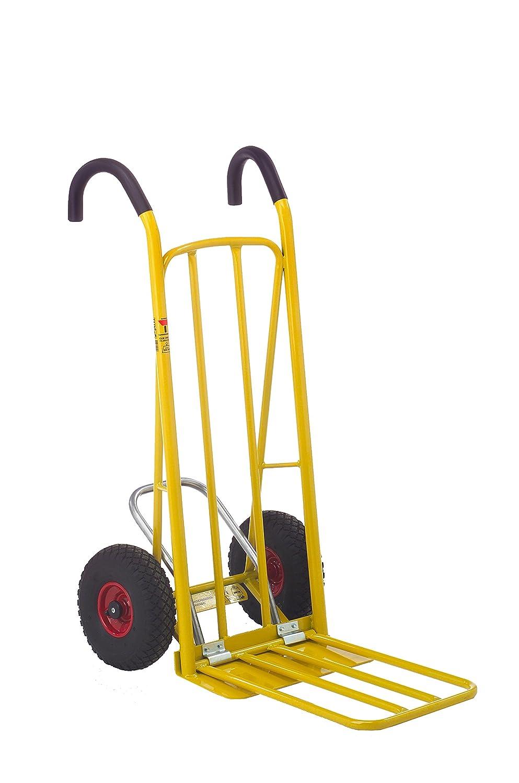 RAVENDO スチールパイプ製二輪運搬車 CLM250LS ERGO 145251 B00IMBXV4Q