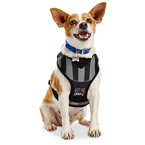 Star Wars Darth Vader Arnés del perro, mediano: Amazon.es ...