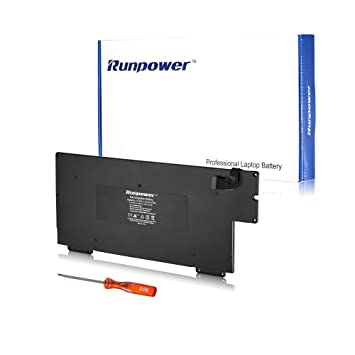 Runpower Nueva batería del ordenador portátil para Apple A1245 A1237 A1304 MacBook Air de 13 ""