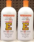 Fruit Of The Earth Vitamin E Lotion 2 Pack