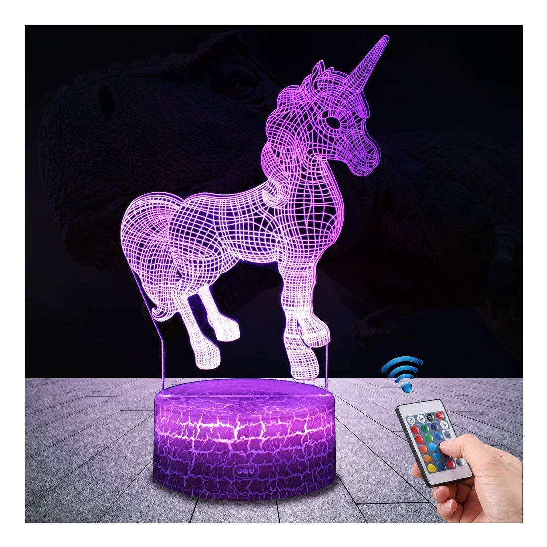 3D Nachtlicht für Kinder