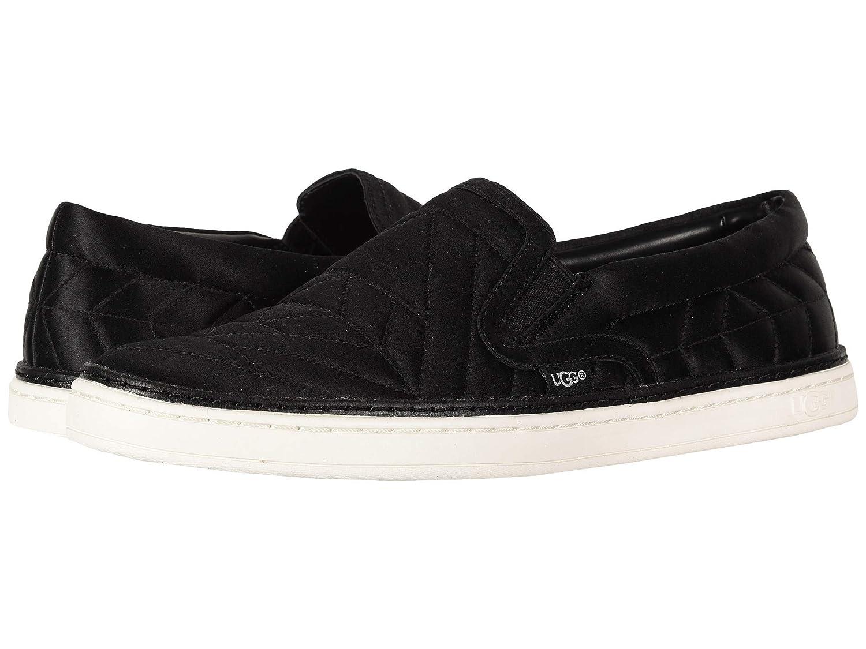 [アグ] レディースウォーキングシューズスニーカー靴 Soleda Quilted Sneaker [並行輸入品] 22.5 Quilted cm B Soleda B07KWFNRN6 ブラック B07KWFNRN6, 高級筆記具の専門店 ペンタイム:efa62ee3 --- cgt-tbc.fr