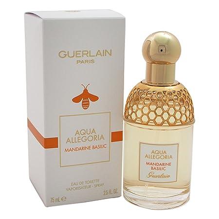 Guerlain Aqua Allegoria Mandarine Basilic EDT Spray for Women, 2.5 Ounce